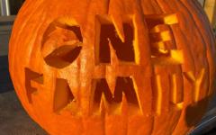 #TeamLCPS pumpkin carving contest