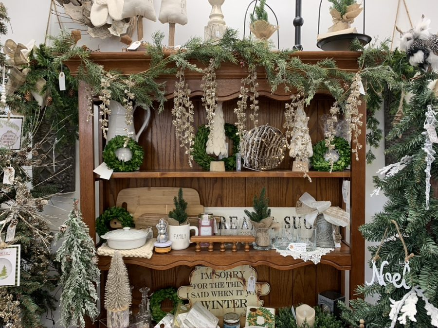 Shop local: Mineral Mercantile has all your holiday needs