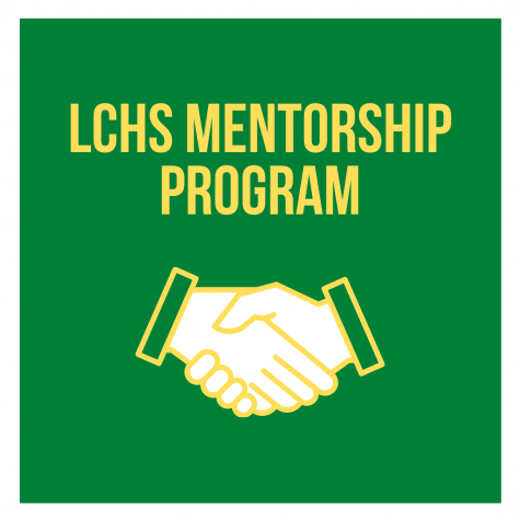 LCHS new mentorship program information