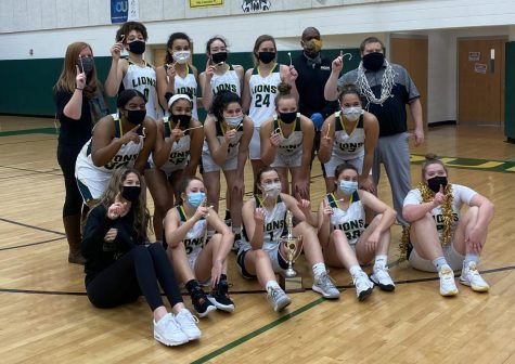 The Lady Lions advance to the state semi-finals Tuesday, Feb. 16 at Grafton High School. Catch the action @ https://www.nfhsnetwork.com/events/louisa-county-high-school-mineral-va