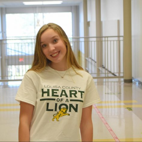 Email your design to hickscl@lcps.k12.va.us to have a chance to have your design on the 2021-2022 Lion Pride shirt!