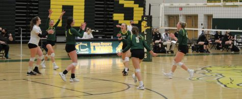 Lady Lions volleyball wraps up season