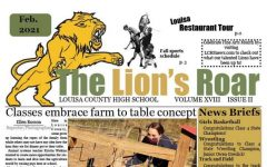 Check out the winter edition of The Lion's Roar!
