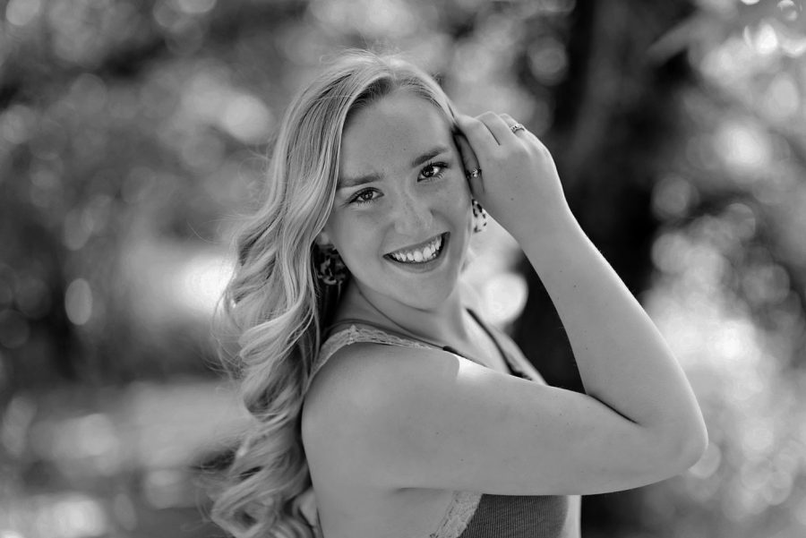 Haley Rosson is a third-year Lion's Roar staffer and will be attending Virginia Tech majoring in agricultural business.